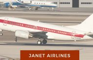 Janet Airlines: Welcome aboard in your journey to Area 51