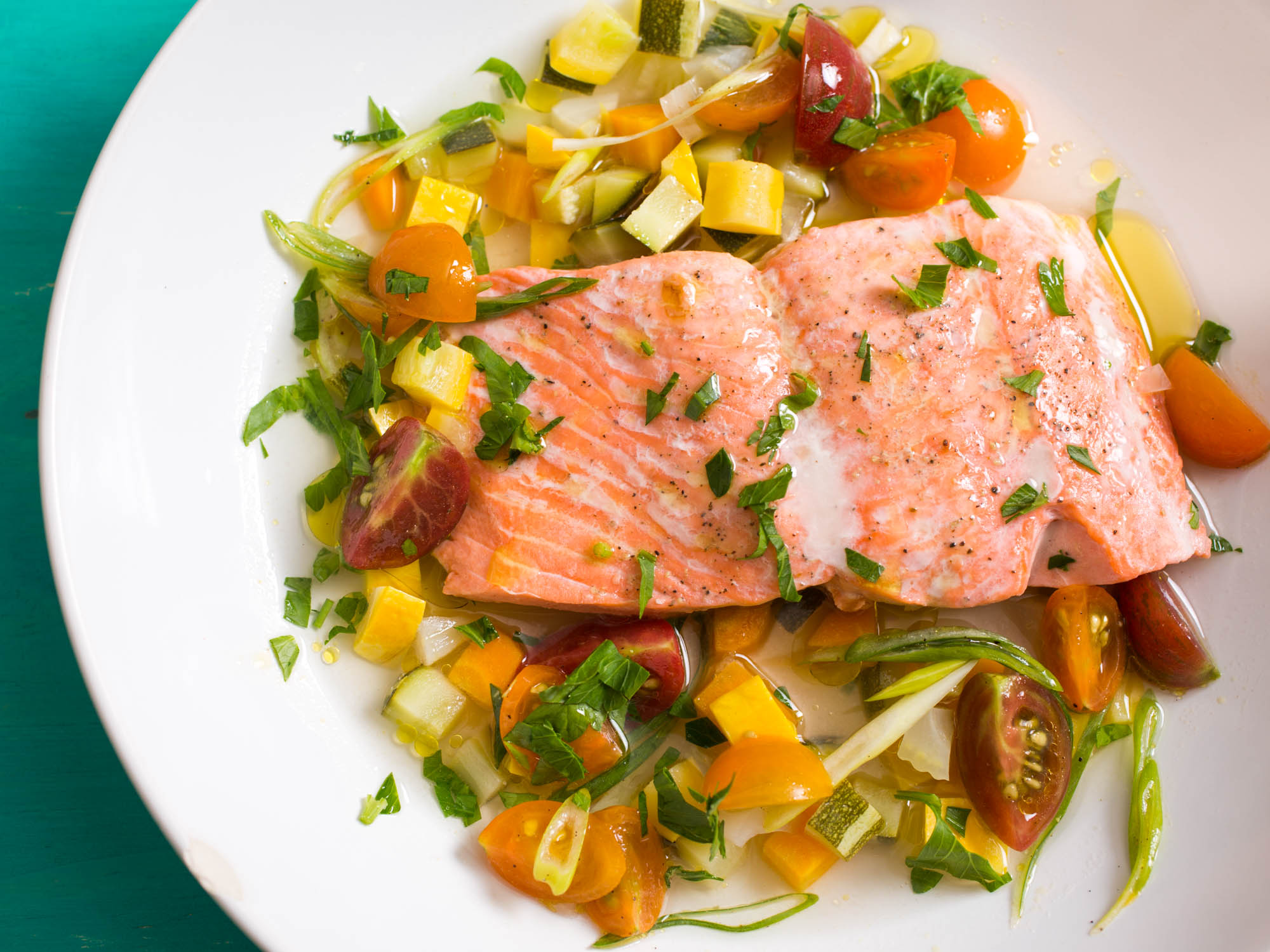 The Best Side Dishes for Salmon