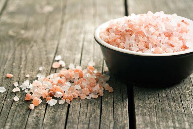 Is Himalayan salt better than table salt?