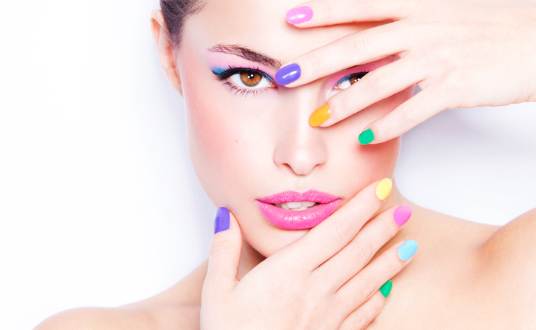 Ten Ways to Have Pretty  & Natural Nails