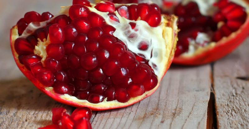 10 Impressive Health Benefits of Pomegranate