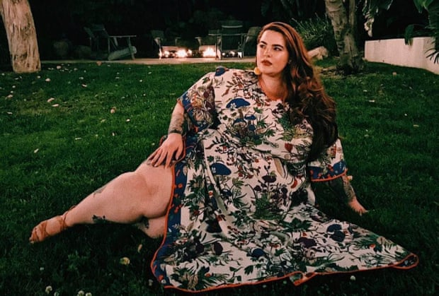 Tess Holliday: 'It's hard buying vintage when you're fat – this kaftan made me gasp'