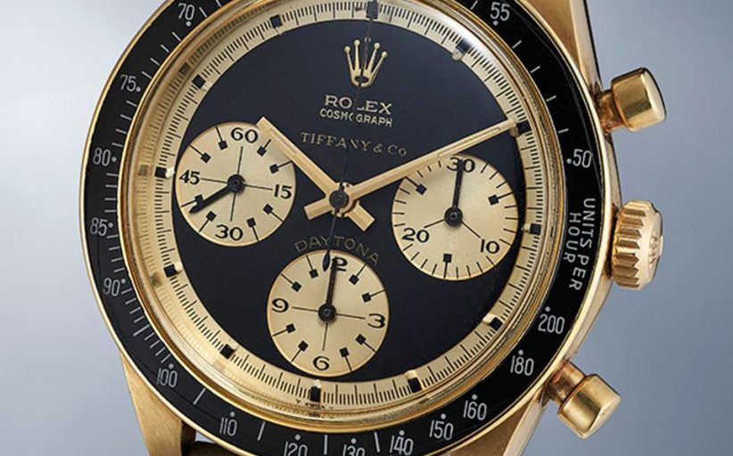 "Phillips ""Double-Signed"" Auction To Include Rare Rolex, Patek Philippe, Audemars Piguet and More"