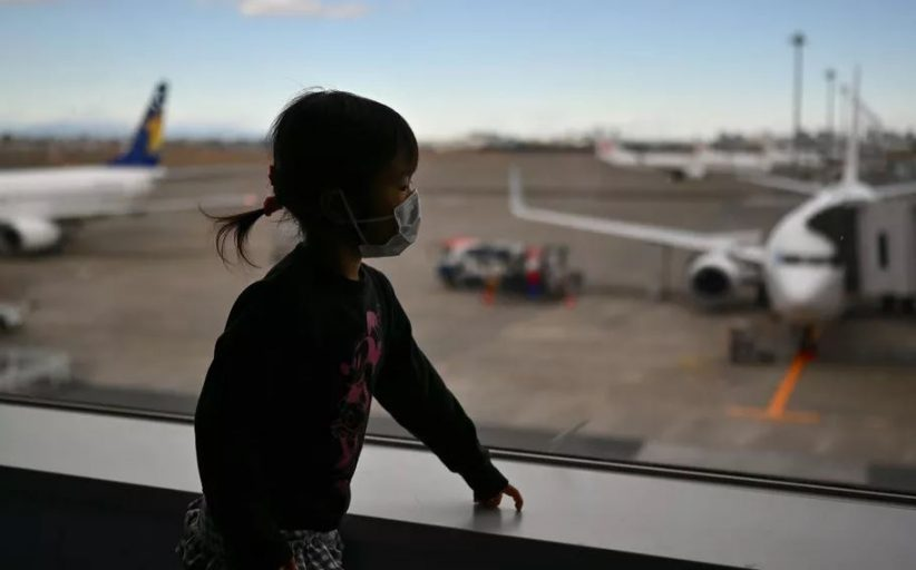 'Do not travel to China' because of coronavirus risk, US tells citizens