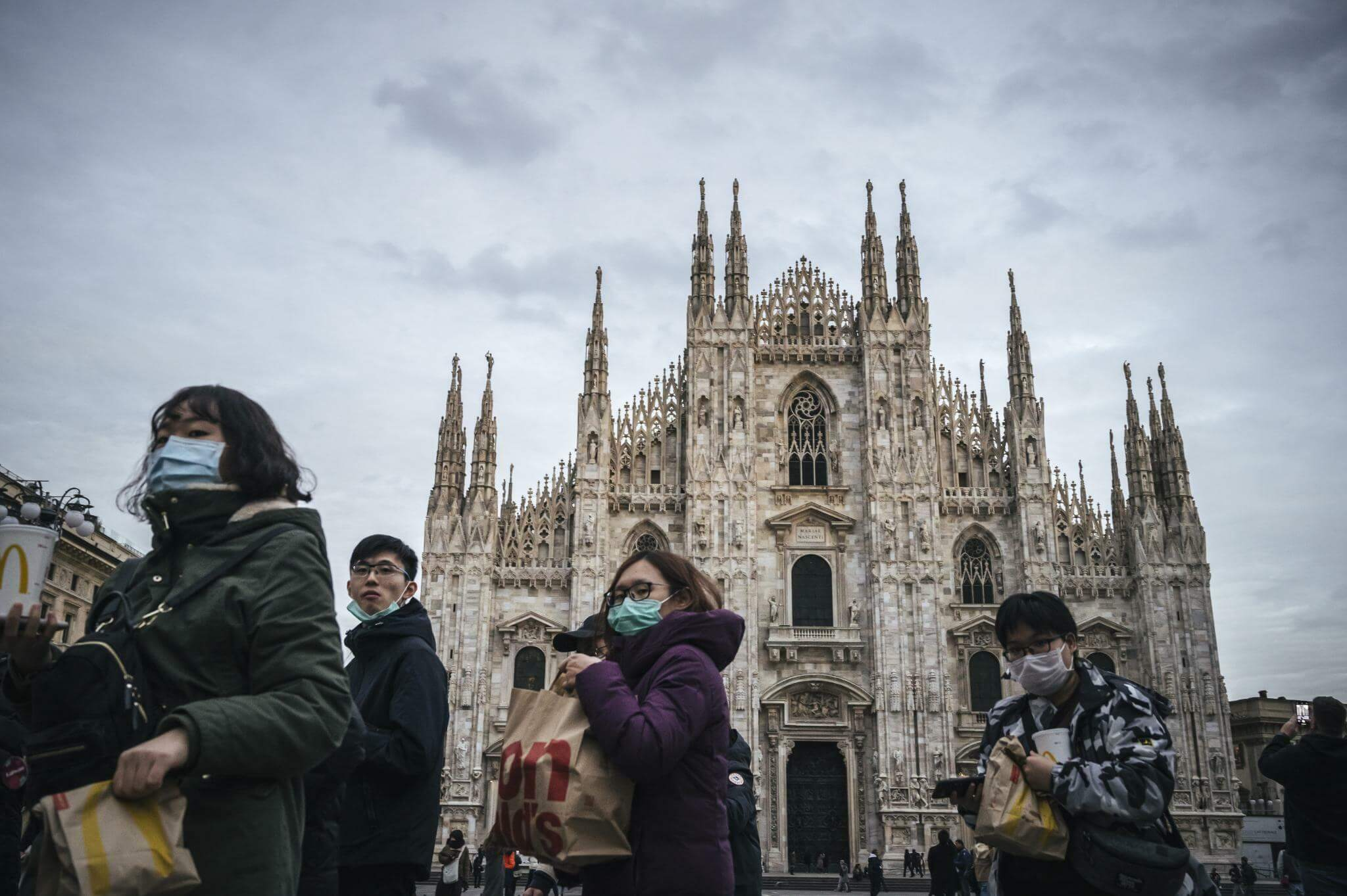 May 2020 Italy to Permit Unrestricted Travel Starting June 3
