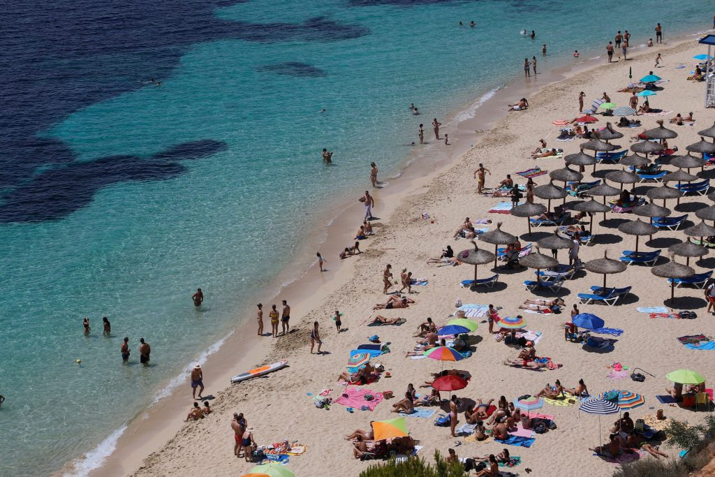 Spain Will Fly 6,000 German Tourists to Majorca, Menorca, Ibiza to Spark Tourism